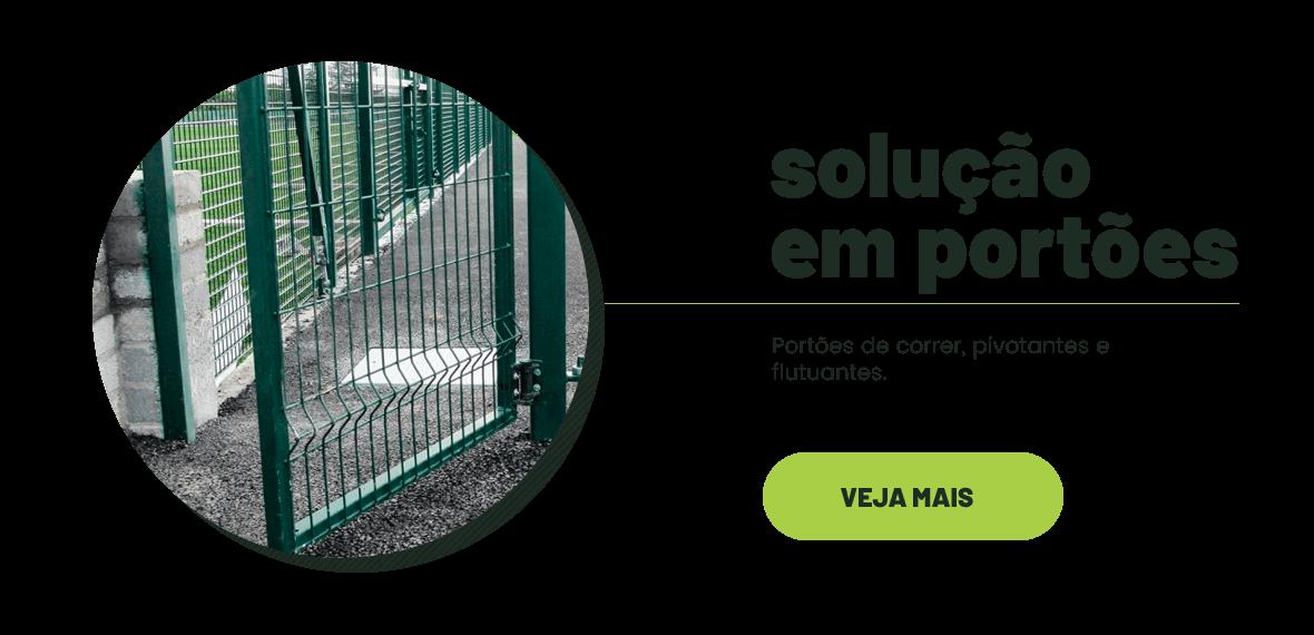Imagem solução em portões